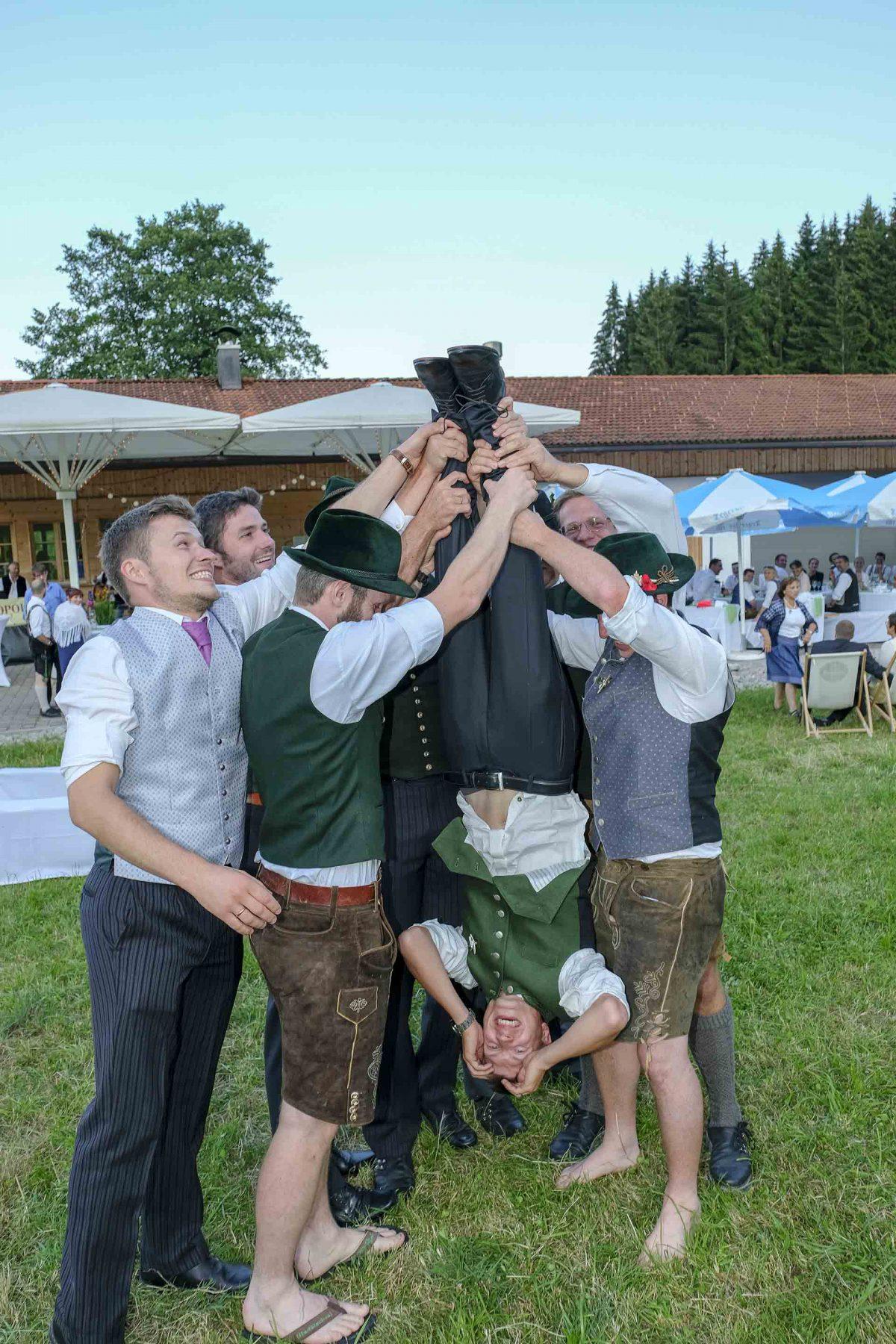 Andreas Leder Fotografie Hochzeit in Bad Wiessee