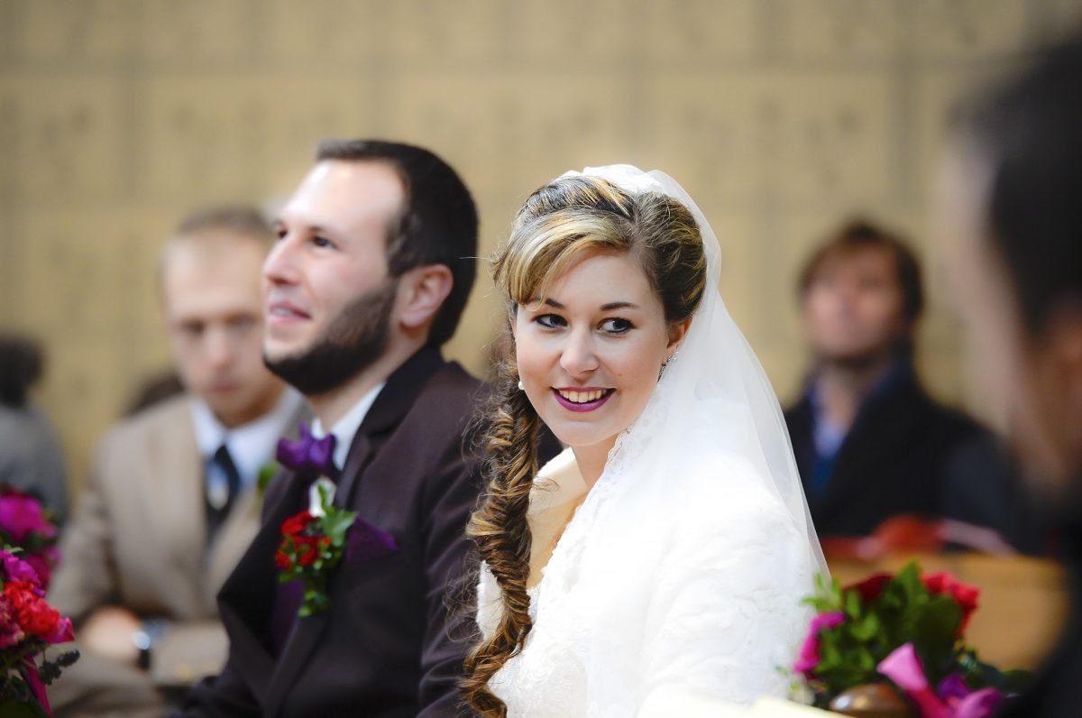 Stimmungsvolle Hochzeit in Miesbach im Winter